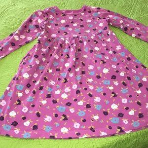Lands End Girl's Knit Dress